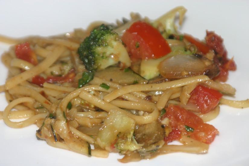 Vegan Mustgo Pasta