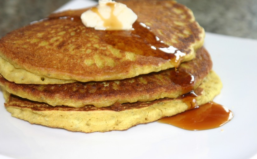 Pancakes Without a Recipe