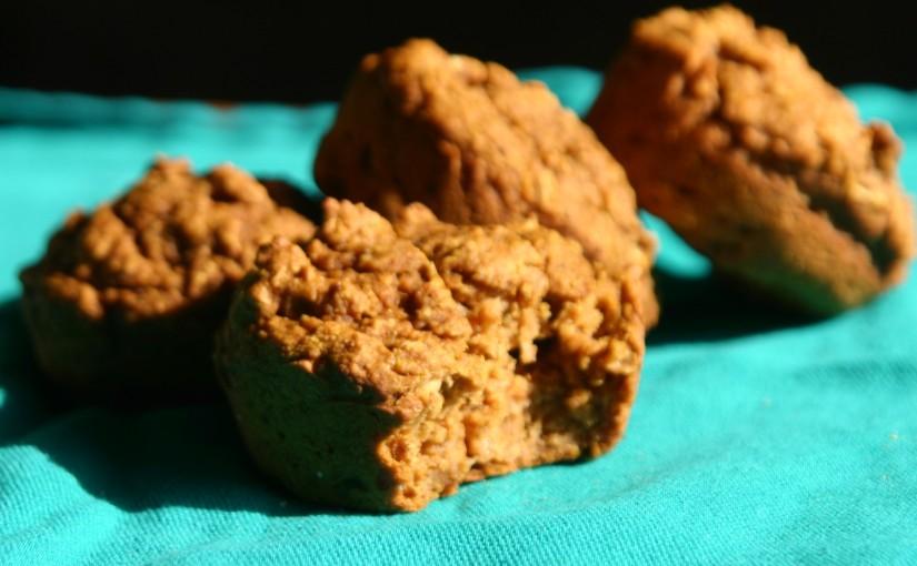Vegan Pumpkin SpiceMuffins