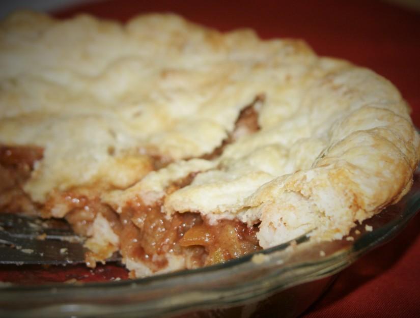 Mom's Apple Pie(vegan)