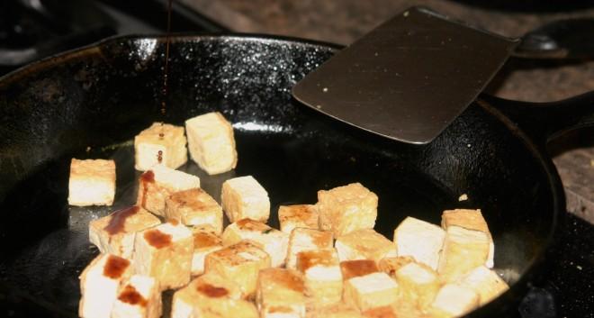 Cooking Delicious Tofu