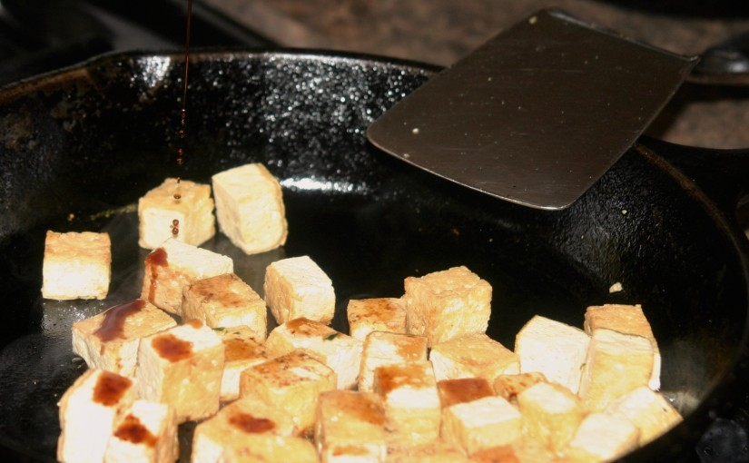 Tofu Making it Tasty Without a Recipe