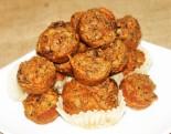 Vegan and Sugar Free Glorious Morning Muffins