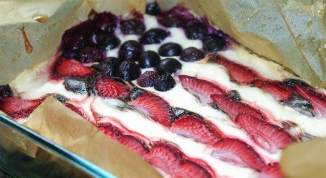 Vegan Chocolate Aquafaba Brownies with Cheesecake Swirl