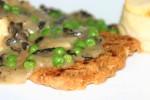 Vegan Chickpea Cutlets
