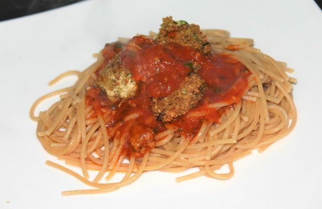 Vegan Italian Tofuballs