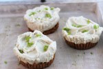 Vegan Key Lime Pie Cheesecake