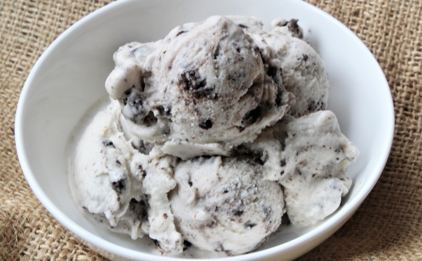 Vegan Mud Pie Ice Cream