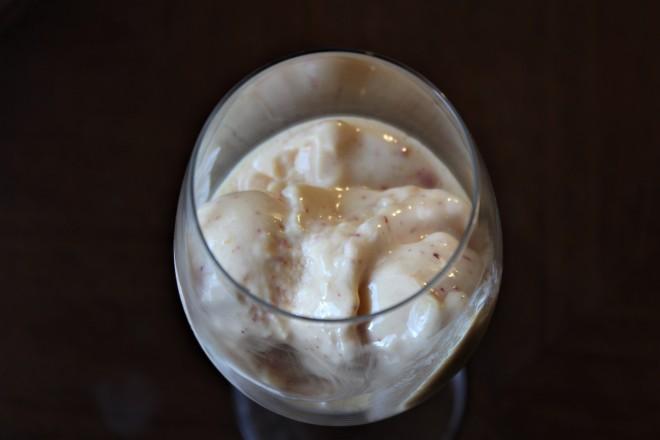 Easy Gluten Free 2 Ingredient Frozen Yogurt (vegan or not)