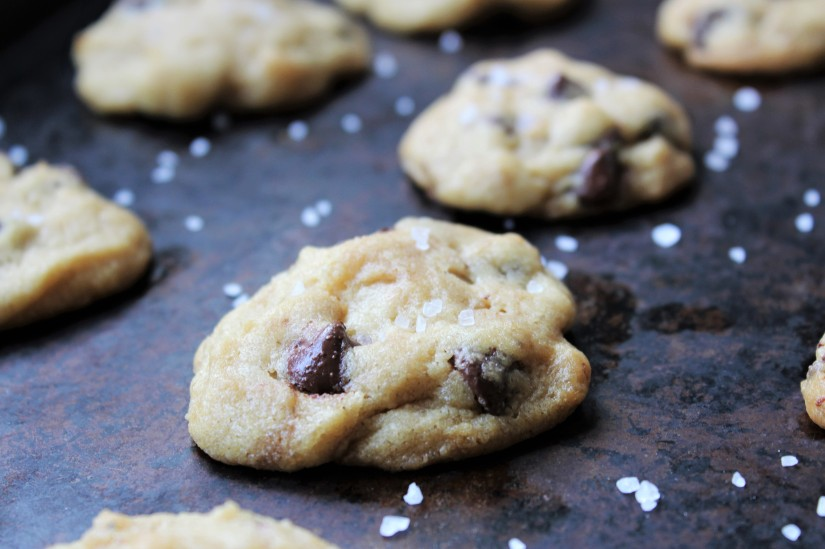 Even Better Vegan Chocolate Chip Cookies